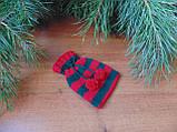 Аксесуар для новорічного подарунка,чохол для подарунка,мішечок для подарунка, фото 3