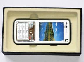Электрошокер телефон Nokia 95 + чехол, фото 2