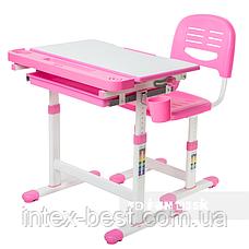 Детская парта со стульчиком FunDesk Cantare Pink, фото 2