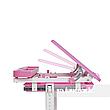 Детская парта со стульчиком FunDesk Cantare Pink, фото 3