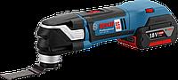 Аккумуляторный универсальный резак Bosch GOP 18V-28