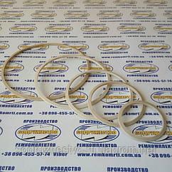 Кольцо защитное манжеты штока 30*40 КЗМШ (39.5 х 30-3) полиамидное