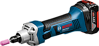 Аккумуляторная прямая шлифмашина Bosch GGS 18 V-LI