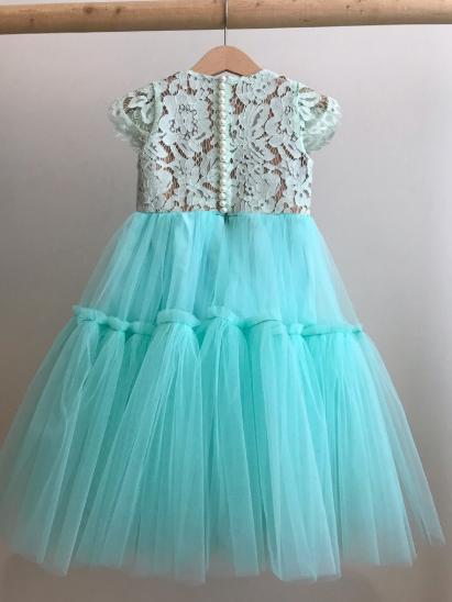 Платье для девочки - * Мятное чудо*