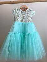 Плаття для дівчинки - * М'ятна чудо*, фото 3