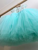 Платье для девочки - * Мятное чудо*, фото 2