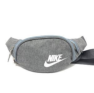 Бананка - сумка на пояс Nike (b112/1), фото 2