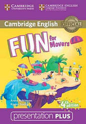 Fun for Movers 4th Edition Presentation Plus DVD-ROM