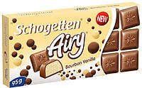 Schogetten Airy о вкусом бурбона и ванили 95г.