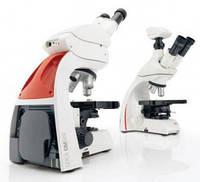 Микроскоп бинокулярный биологический Leica DM500