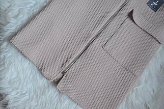 Новая фактурная юбка с молнией и накладным карманом Atmosphere, фото 3
