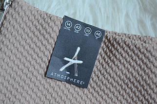 Новая фактурная юбка с молнией и накладным карманом Atmosphere, фото 2