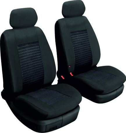 Чехлы Beltex Comfort на передние сиденья , цвет черный, 51210