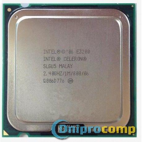 Celeron E3200 2.4 GHz/1M/800MHz