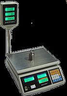 Весы торговые F902H-6EС