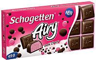 Schogetten Airy темная вишня 95г.