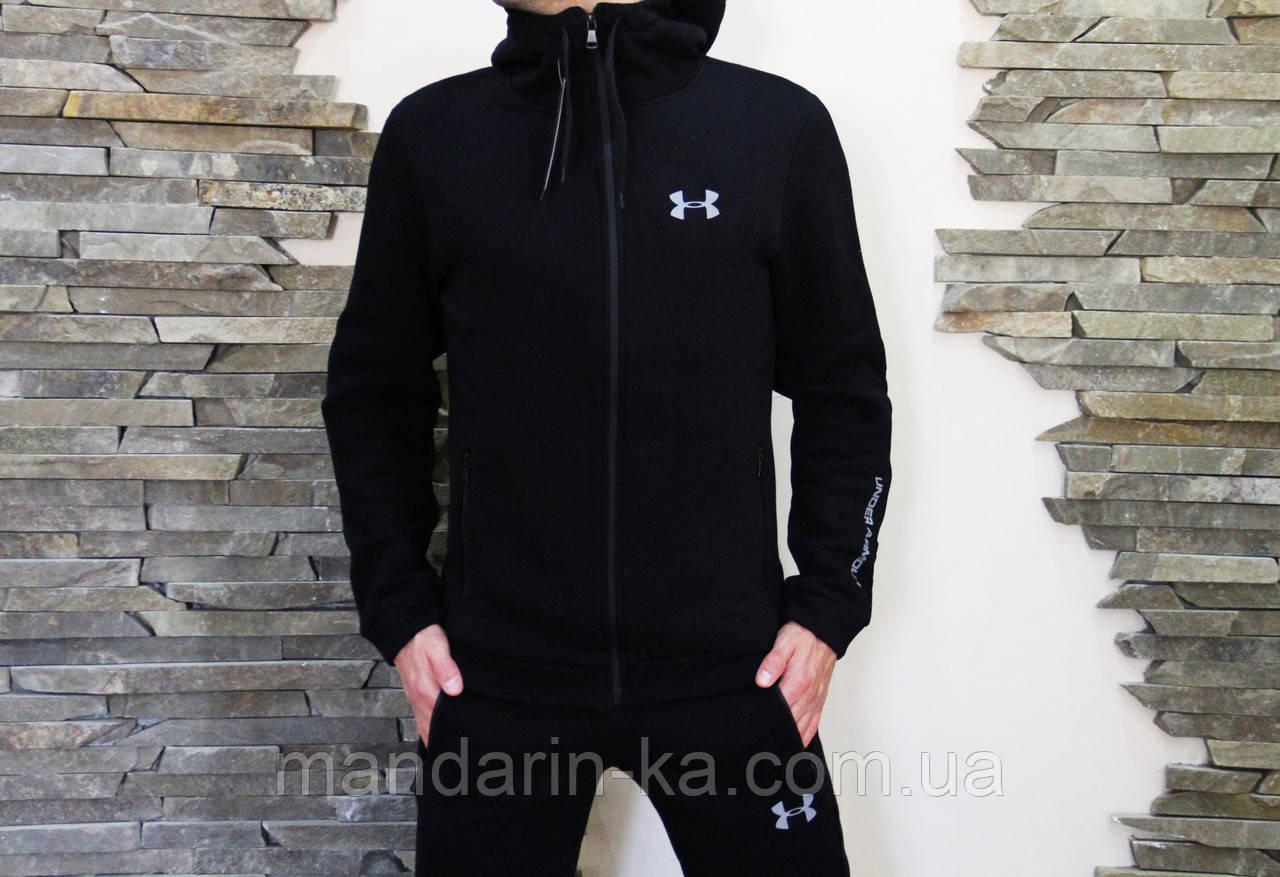 f65ffe00 ... Мужской спортивный костюм теплый штаны олимпийка Under Armour Андер  Армор (реплика), фото 4