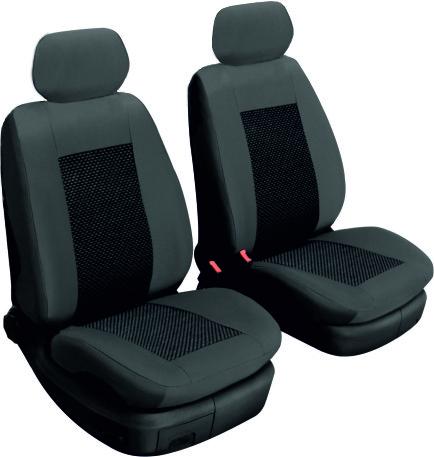 Чехлы Beltex Comfort на передние сиденья ,цвет графитовый, 51310