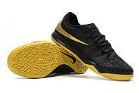 Сороконожки Футзалки Nike Hypervenom PhantomX III PRO IC black, фото 1