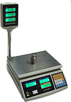 Весы торговые F902H-15EС