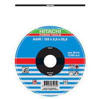 Hitachi 752572 отрезной круг по металлу Hitachi 350 мм