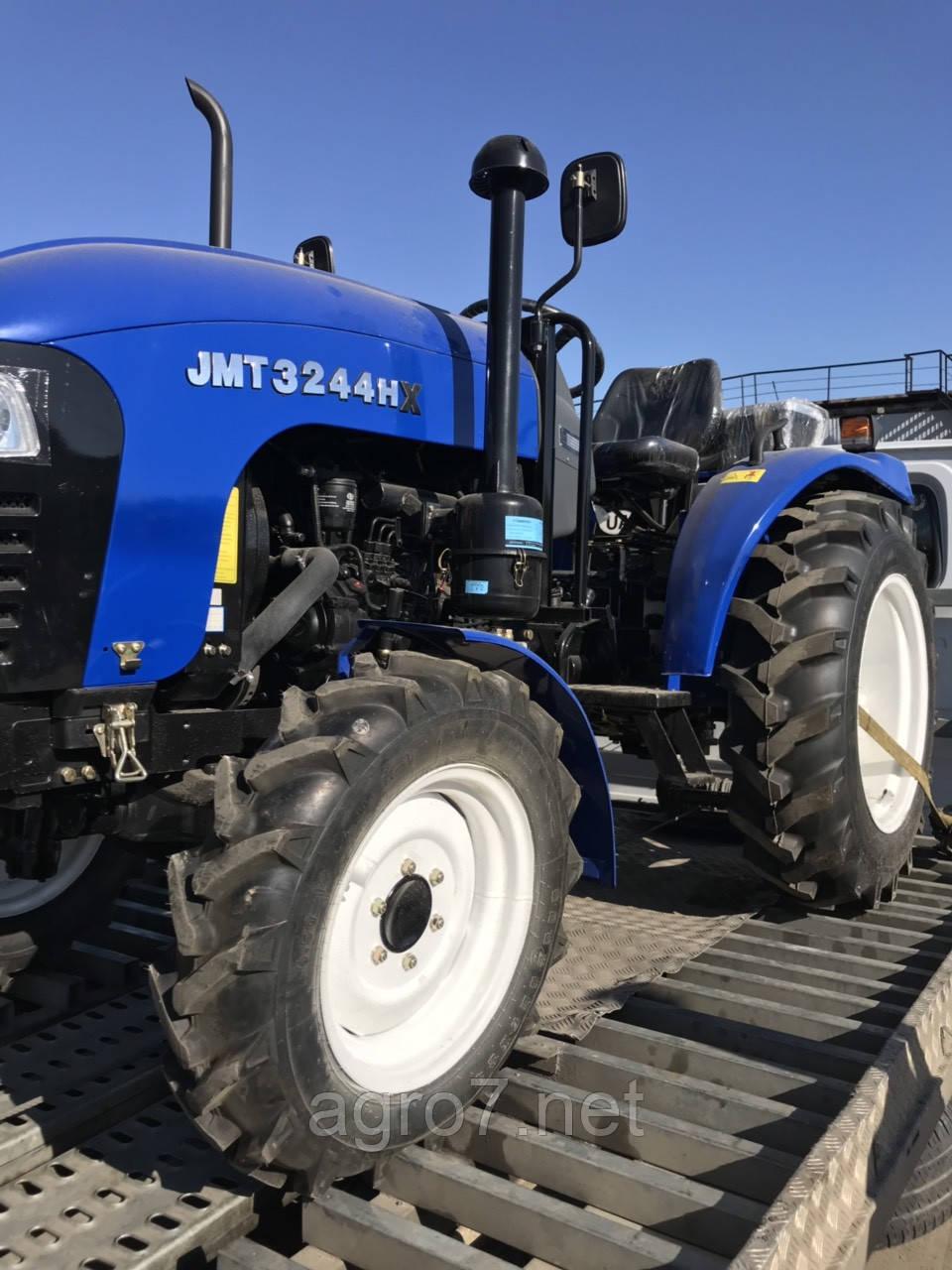 Трактор с доставкой JINMA JMT3244HX (3 цил., 24л.с.)
