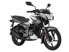 Мотоцикл Bajaj Pulsar NS 125 FI CBS 2018, белый