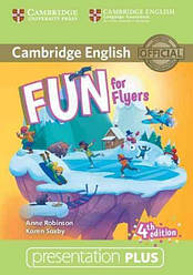 Fun for Flyers 4th Edition Presentation Plus DVD-ROM