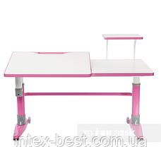Парта-трансформер для школьника FunDesk Ballare Pink, фото 3