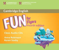 Fun for Flyers 4th Edition Audio CD
