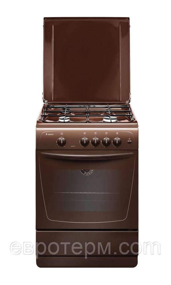 Газовая плита GEFEST ПГ 1200-С7 К19 коричневая