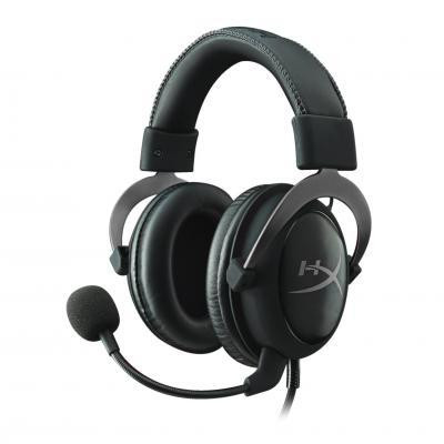 Наушники Kingston HyperX Cloud II Gaming Headset Gun Metal (KHX-HSCP-GM)