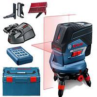 Лазерный нивелир Bosch GCL 2-50 C + RM3 + BM 3 + RC2 + L-BOXX