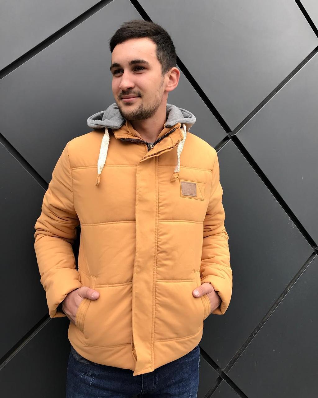 ee13bf955dd Куртка мужская горчичная - MILLIONAIRE оптом мужская одежда в Черновцах
