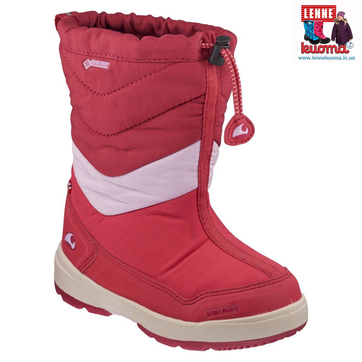 VIKING HALDEN GORE TEX зимние ботинки. Размеры 23-33