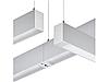Світлодіодний світильник лінійний підвісний SP530P LED34S/840 PSD PI5 SM2 L1130 ALU, Philips