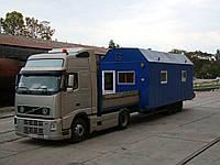 Транспортабельная котельная установка ТКУ.