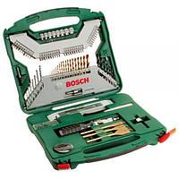 Набор Bosch X-Line Titanium, 100 шт