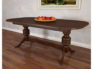 Стол обеденный Гетьман 200-280 см (орех)