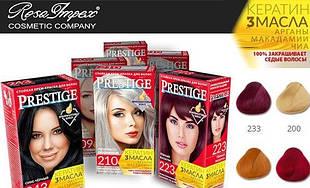 Стойкая крем-краска для волос Vip's Prestige