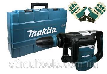 Перфоратор Makita HR4013С + защитные перчатки XL HR4013C988000810
