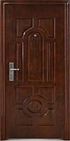 Входная металлическая дверь ТР-С 50 автолак медь