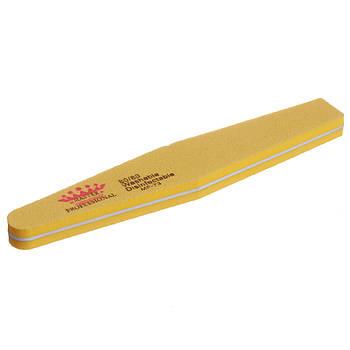 Шліфувальник для нігтів Master Professional (MF-73) 80/80 Ромб