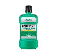 Listerine Teeth & Gum Defence ополаскиватель для полости рта 1л