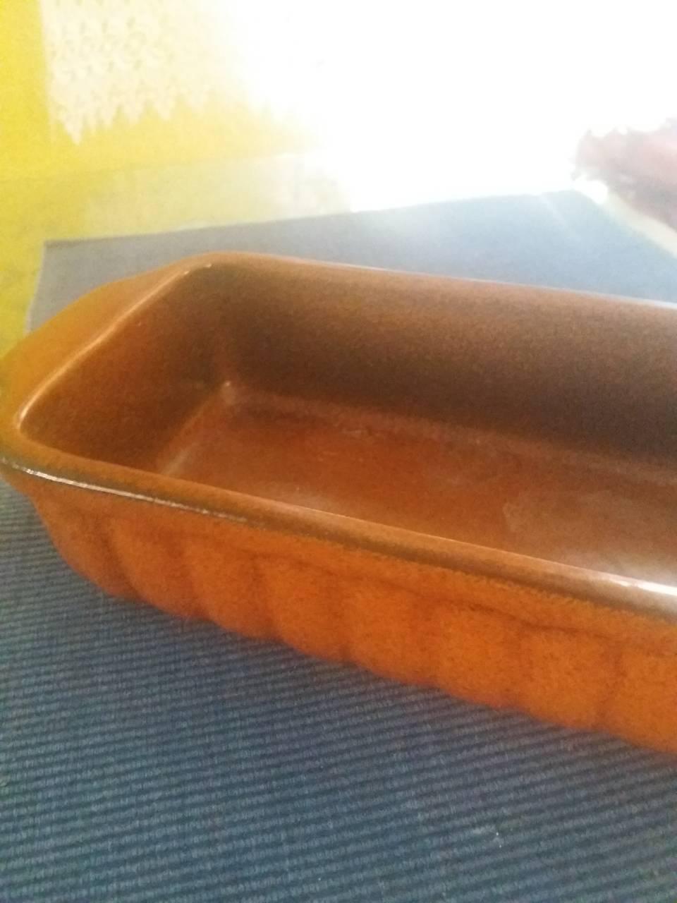 Керамическая посуда для выпечки -винтажная Германия