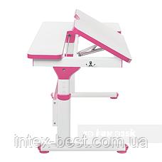 Регулируемая парта FunDesk Creare Pink, фото 3