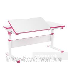 Регулируемая парта FunDesk Creare Pink, фото 2