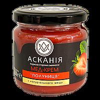 Крем-мед Клубника 250г (1ящ/12шт)