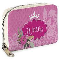 Кошелёк на замке MINI (текстиль) Princess