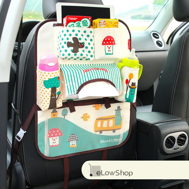 Детский органайзер для машины #8+